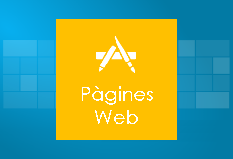 Pàgines web