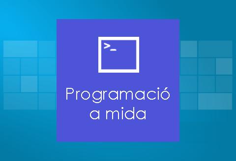 Programació a mida